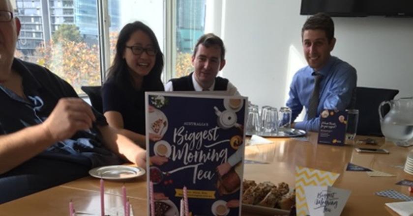 Georgiadis Lawyers - Australias Biggest Morning Tea
